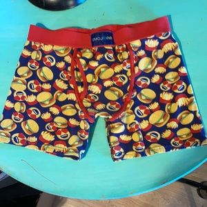 Emoji one men's boxers size Medium